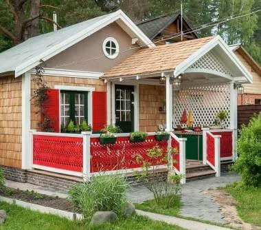 Перевод дачных и садовых домов в жилой фонд