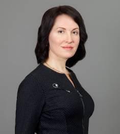 Ульяна Леонидовна Хворостанцева